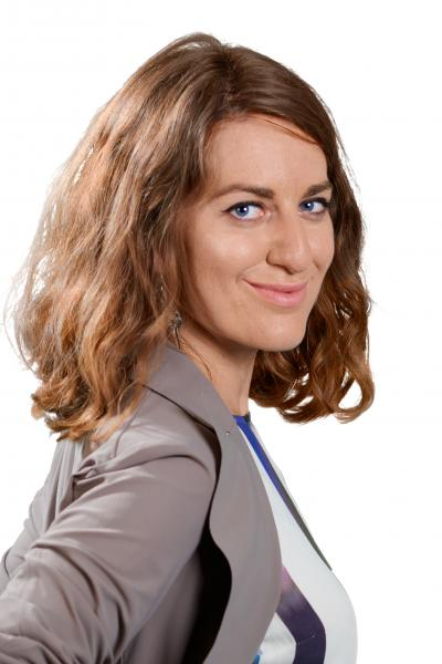 Sasha Blickhan, Trainerin für Positive Psychologie am INNTAL INSTITUT